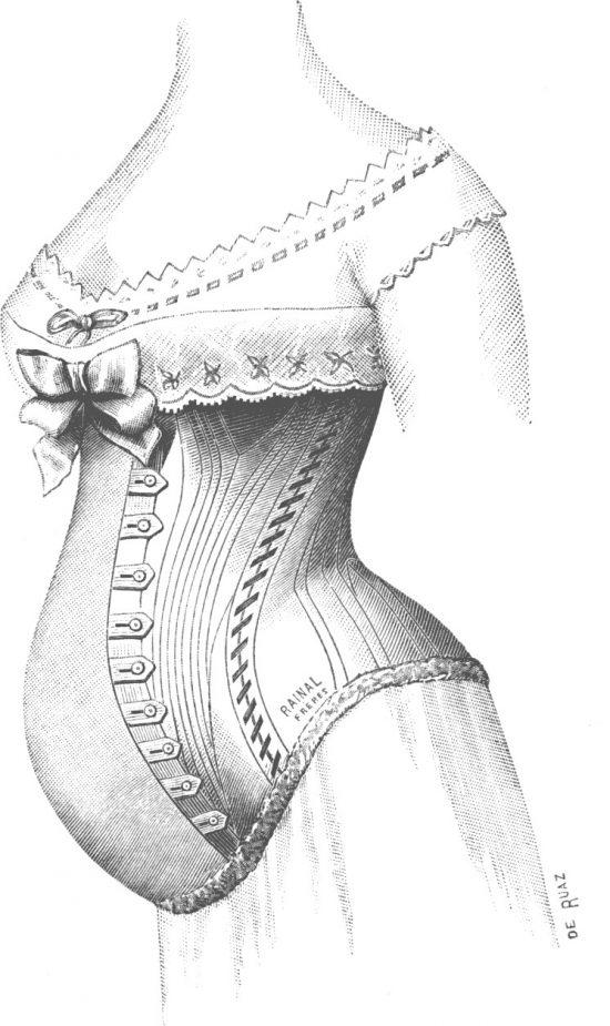 Les corsets de grossesse
